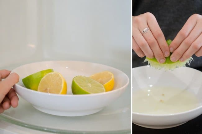 Things That Can Be Done More Easily squeezing lemon juice