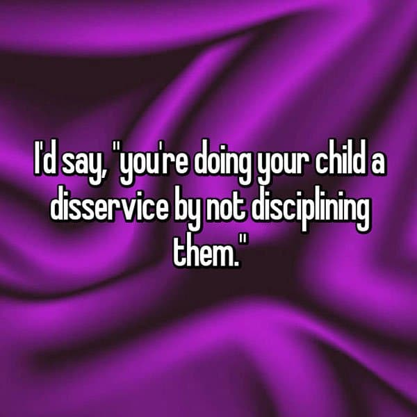 Things That Teachers Wish Parents Would Accept discipline