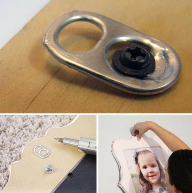 Unexpected Uses For Everyday Items soda can tab