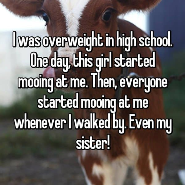 Victims Of Real Life Mean Girls mooing