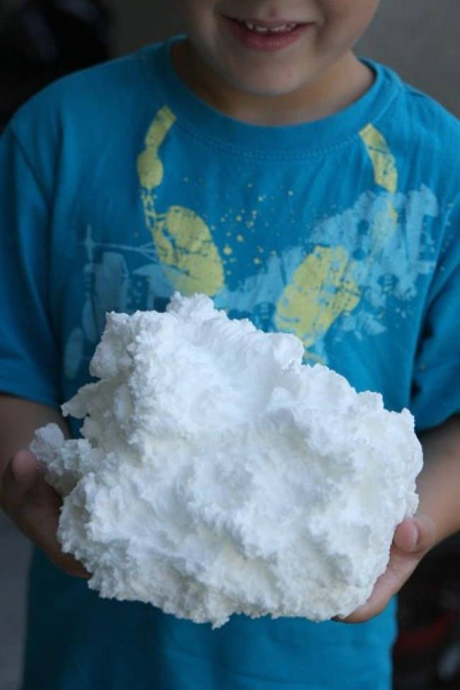 Ways To Keep Your Kids Entertained soap in microwave