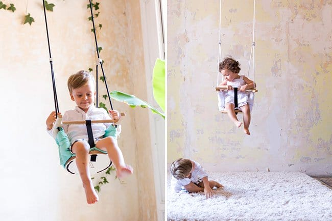 Ways To Keep Your Kids Entertained swing