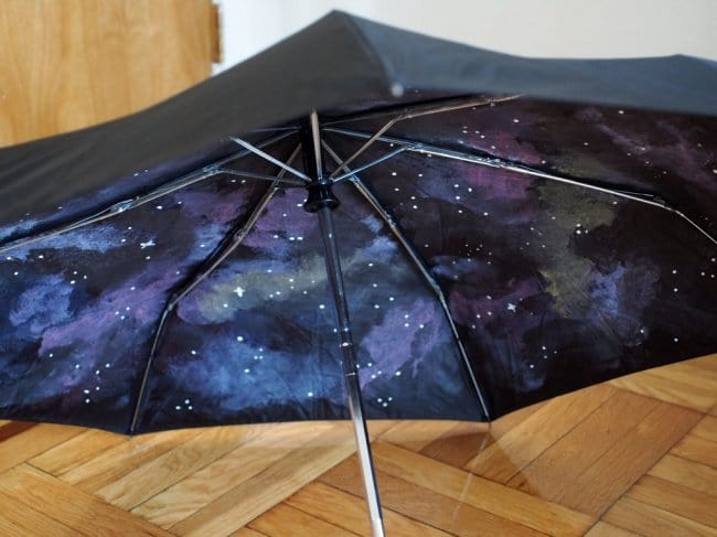 Ways To Keep Your Kids Entertained umbrella decorating