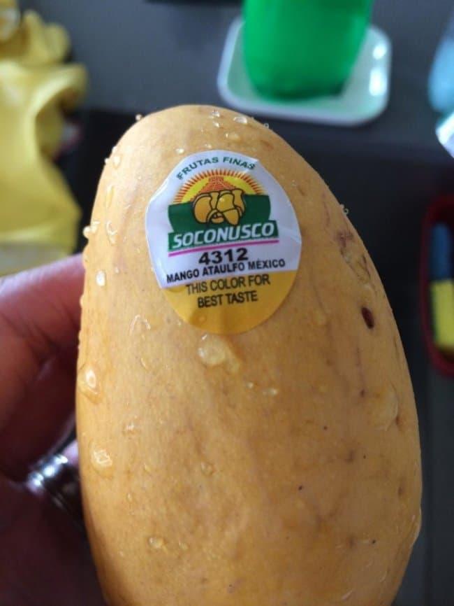 When Designers Actually Cared mango ripeness