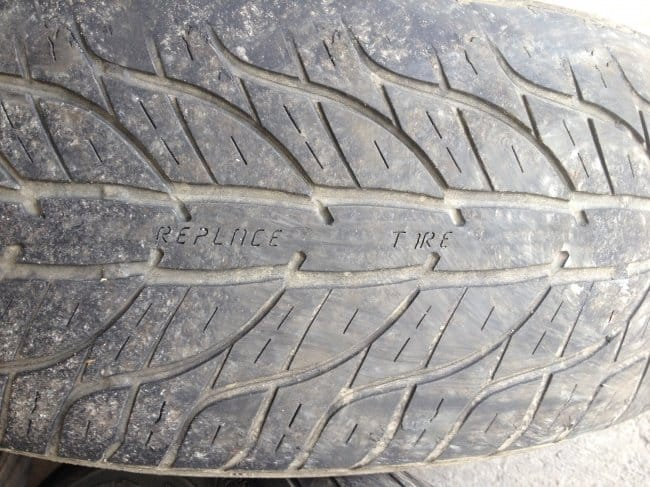 When Designers Actually Cared replace tire
