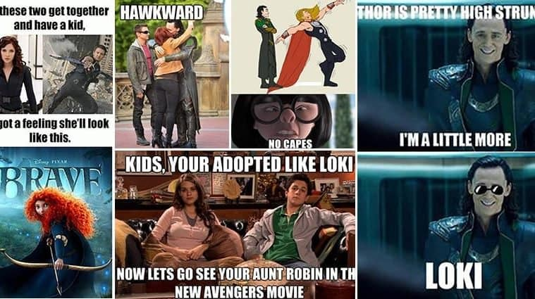 Amusing Images For Those Who Are Fans Of The Avengers