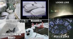 Amusing Images For Those Who Love Snow