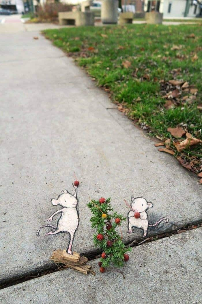 Awesome Acts Of Vandalism mice
