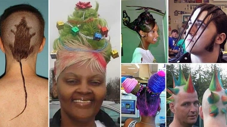 Awesome And Crazy Haircuts Ever