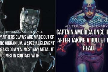Awesome Superhero Facts You Probably Didn't Know