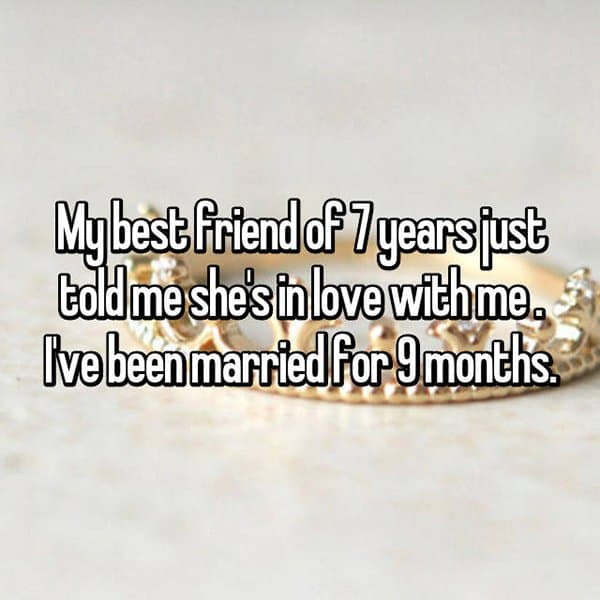 Best Friends Confessed Their Love married