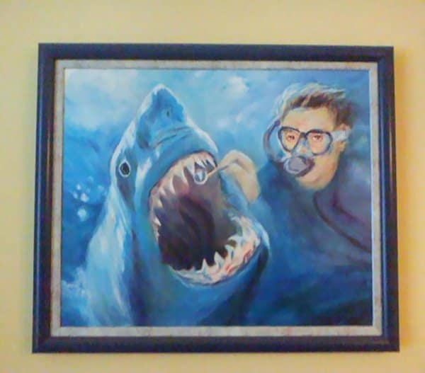 Dentists With An Awesome Sense Of Humor shark dentist