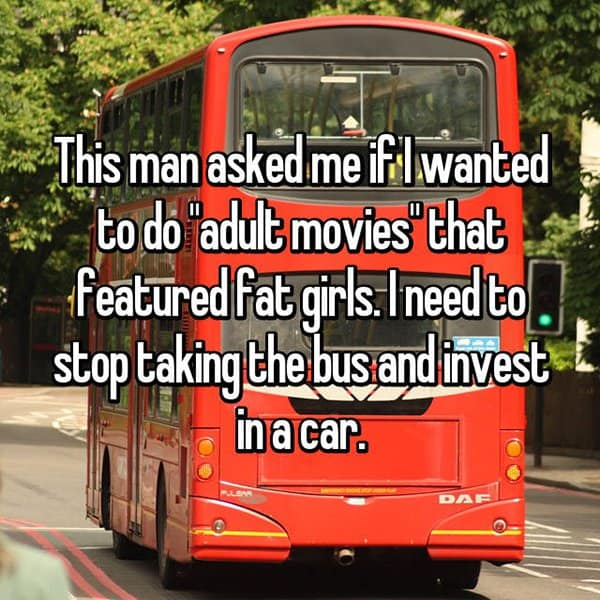 Encounters That Happened At Bus Stops adult movies