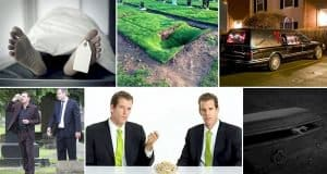 Freaky Things Witnessed By Funeral Workers