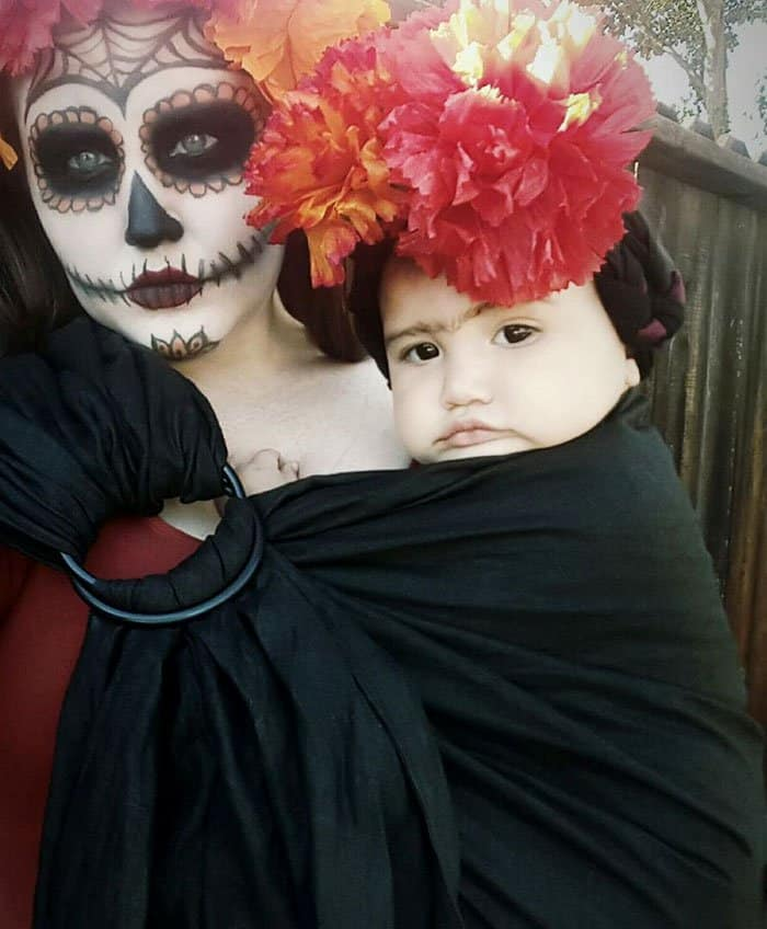 Halloween Costume Ideas For Parents With Baby Carriers frida