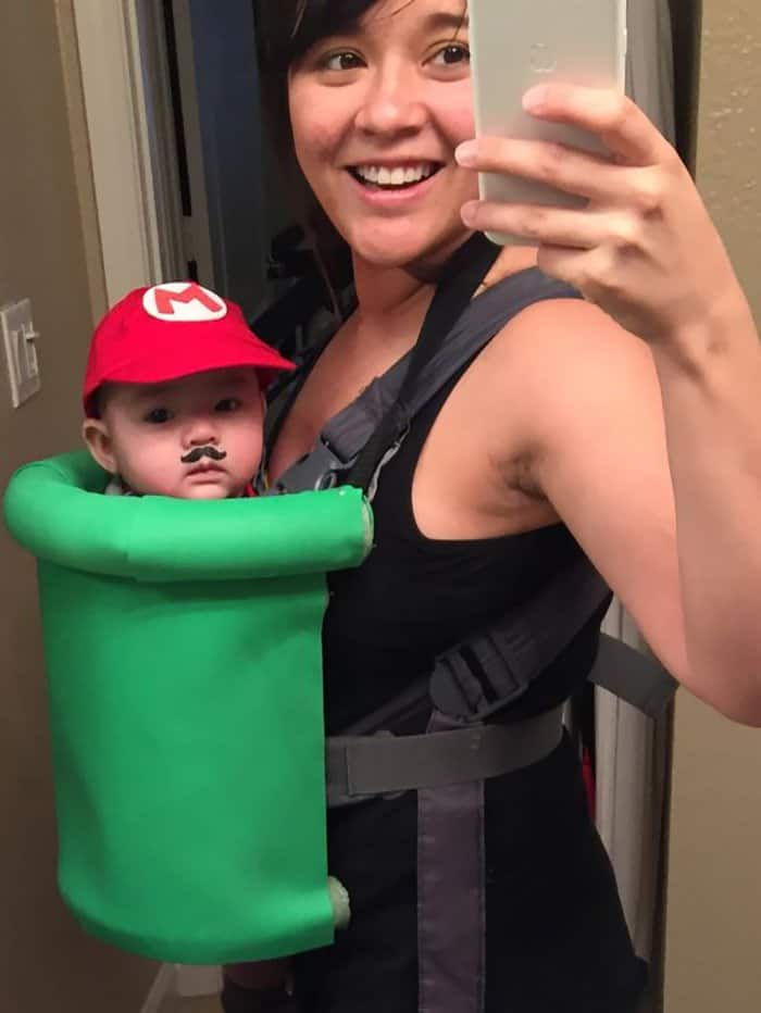 Baby Halloween Costume Ideas.Genius Halloween Costume Ideas For Parents With Baby Carriers