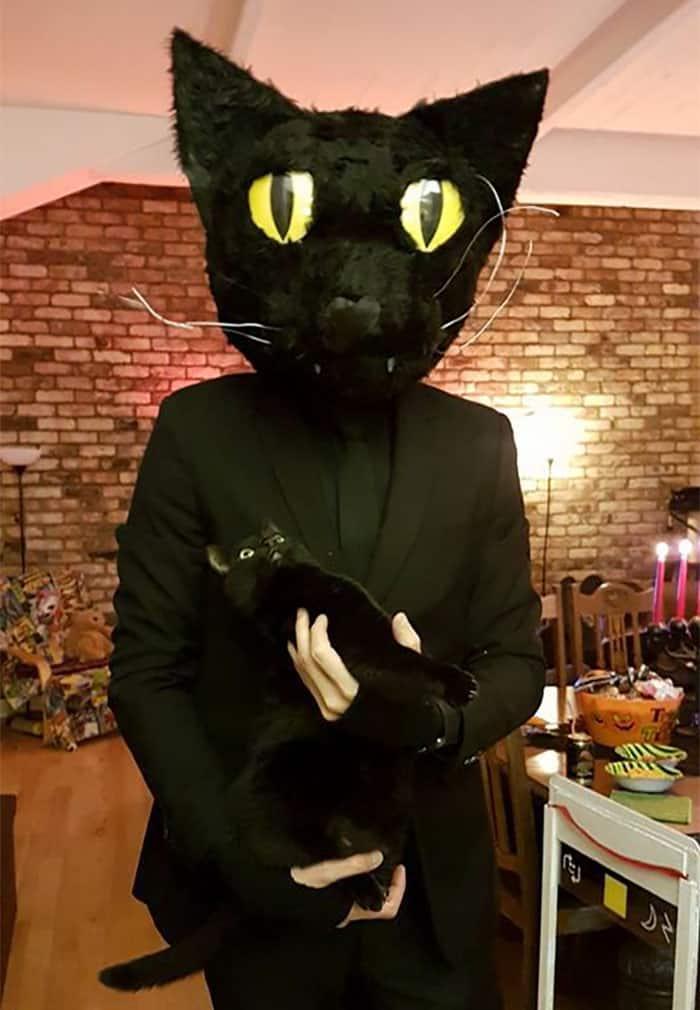 Halloween Costumes cat
