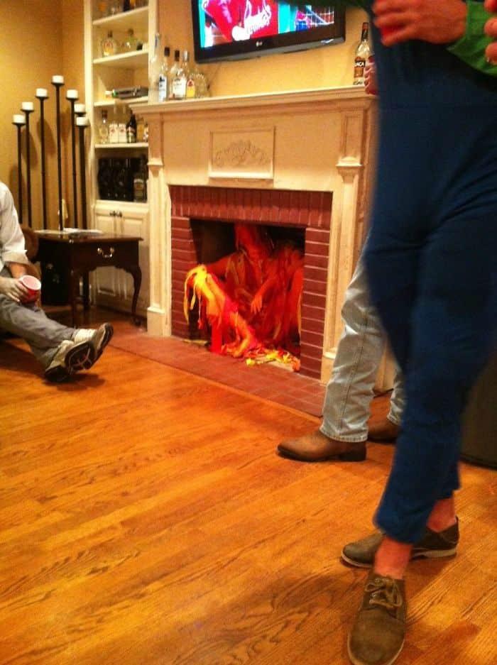 Halloween Costumes fire