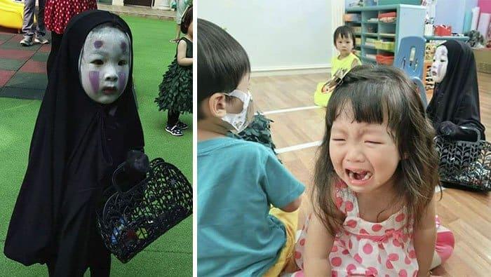 Halloween Costumes spirited away