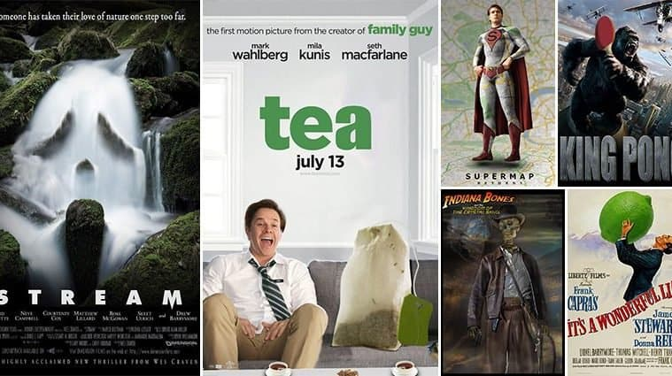 Hilarious Movie Posters That Take On A Whole New Meaning When One Letter Was Changed