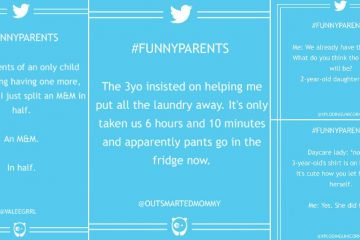 Hilarious Tweets All Parents Will Understand