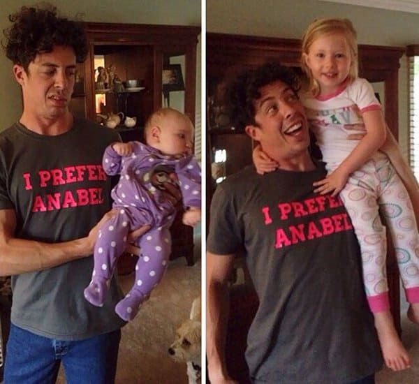 Hilarious Uncles i prefer anabel