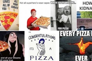 Hilariously Accurate Images That Pizza