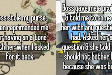 Horror Stories About Bad Bosses