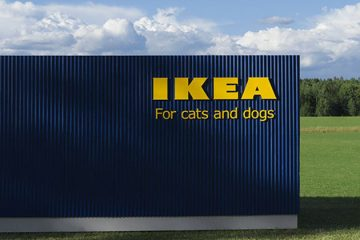 IKEA Just Launched A Pet Furniture Collection