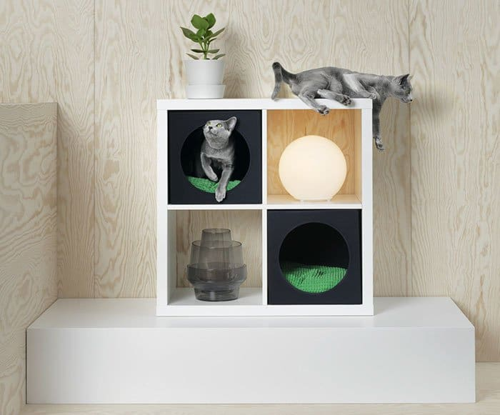 IKEA Pet Furniture Collection cat beds