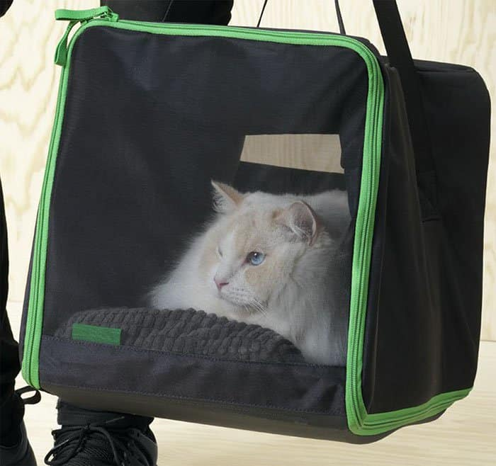 IKEA Pet Furniture Collection cat carrier