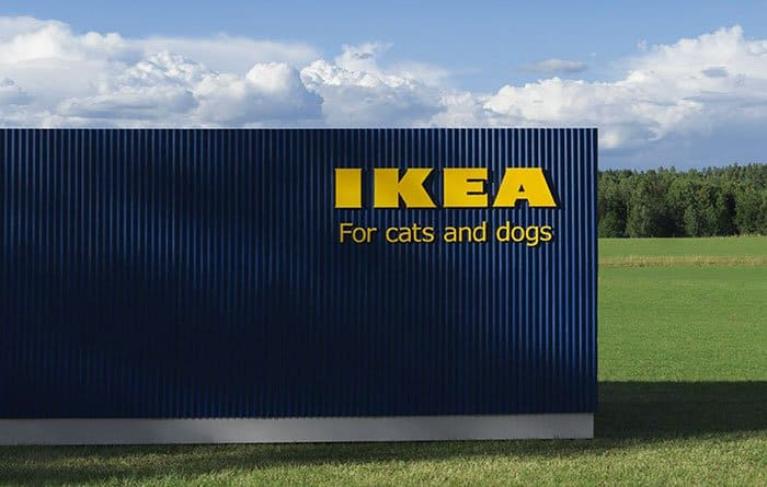 IKEA Pet Furniture Collection cats and dogs