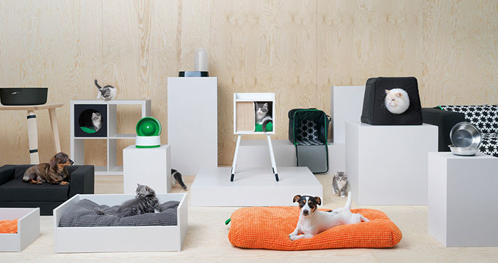 IKEA Pet Furniture Collection numerous products