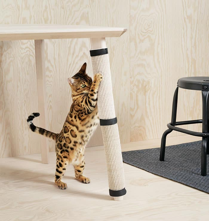 IKEA Pet Furniture Collection scratching poles