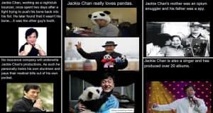 Interesting Facts About Jackie Chan Fans Will Love