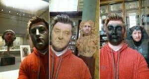 Museum FaceSwaps