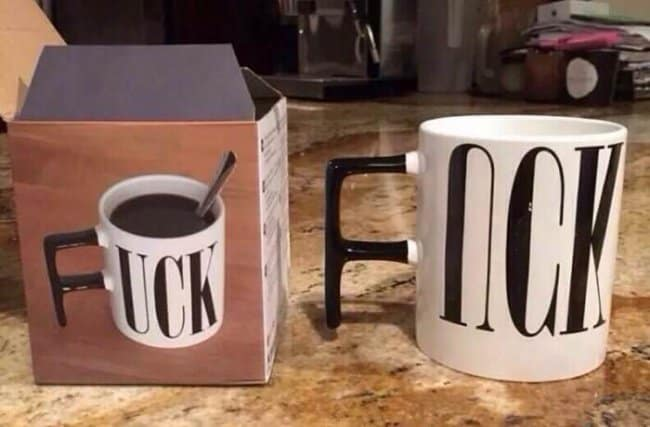 Negative Side Of Online Shopping incorrect mug