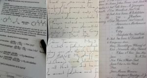 Oddly Satisfying Pieces Of Handwriting