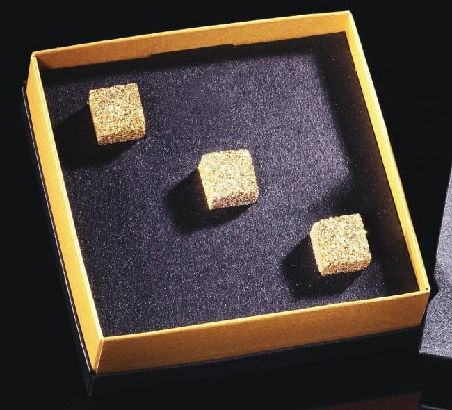 Outrageously Expensive Items gold sugar