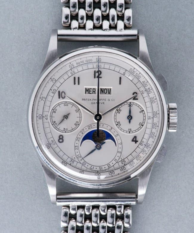 Outrageously Expensive Items stainless steel watch