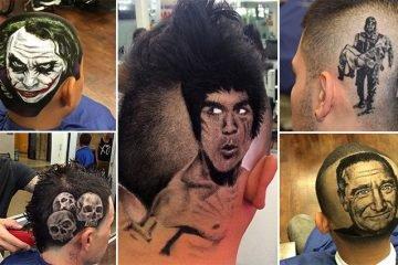 Photo-Realistic Haircuts