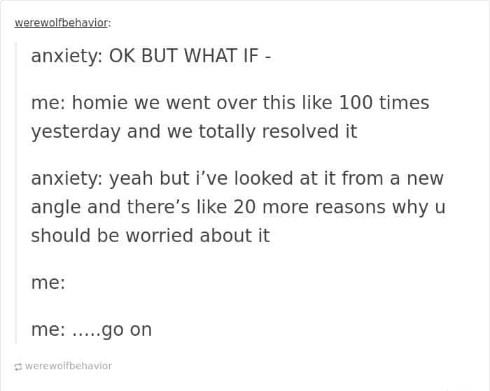 Pictures About Anxiety new angle
