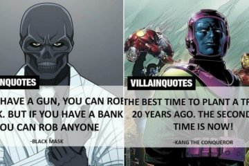 Quotes From Villains