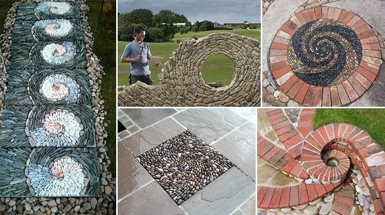Stones And Rocks Into Beautiful Works Of Art