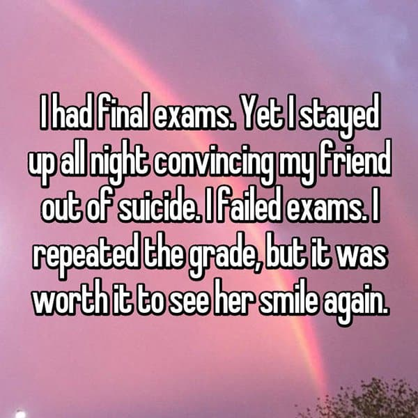 Students Who Repeated A Grade suicide