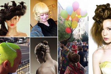 The Most Awesome And Crazy Haircuts Ever