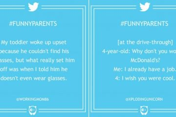 Tweets All Parents Will Understand