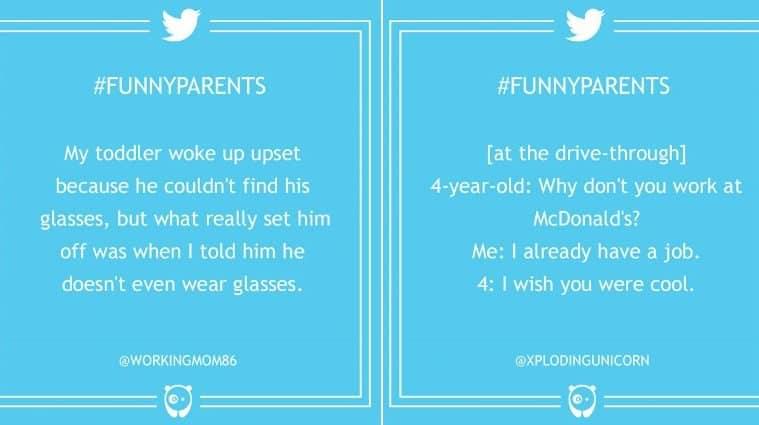 Tweets All Parents Will Understand