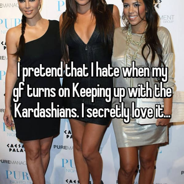 Weird Things Guys Love About Their Girlfriends keeping up with the kardashians