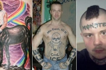 Worst Tattoos Ever Seen